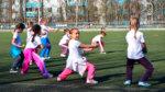 Инструкция при занятиях на открытых спортивных площадках