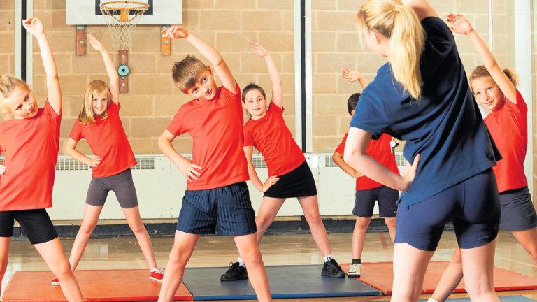 Тест по физической культуре. 5-7 классы